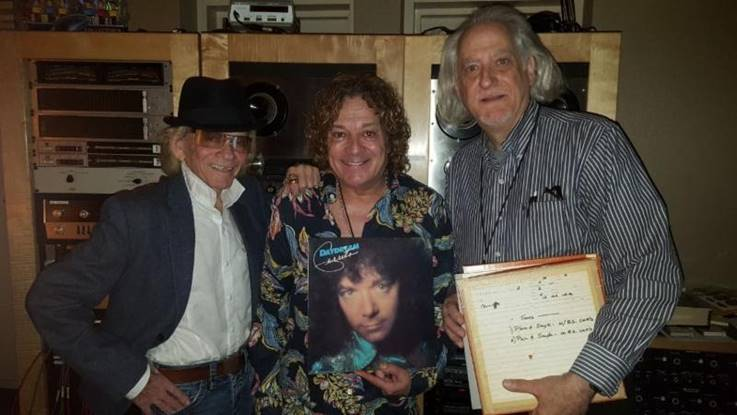 CERRITO & CHECO RECORDS OWNER PRESENT LABEL ARCHIVES TO COUNTRY MUSIC HALL OF FAME & MUSEUM